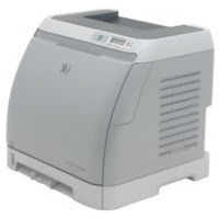 HP Color Laserjet 2600n Driver