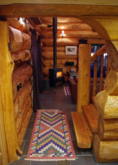 Eagle Brae Log Cabins Scottish Highlands