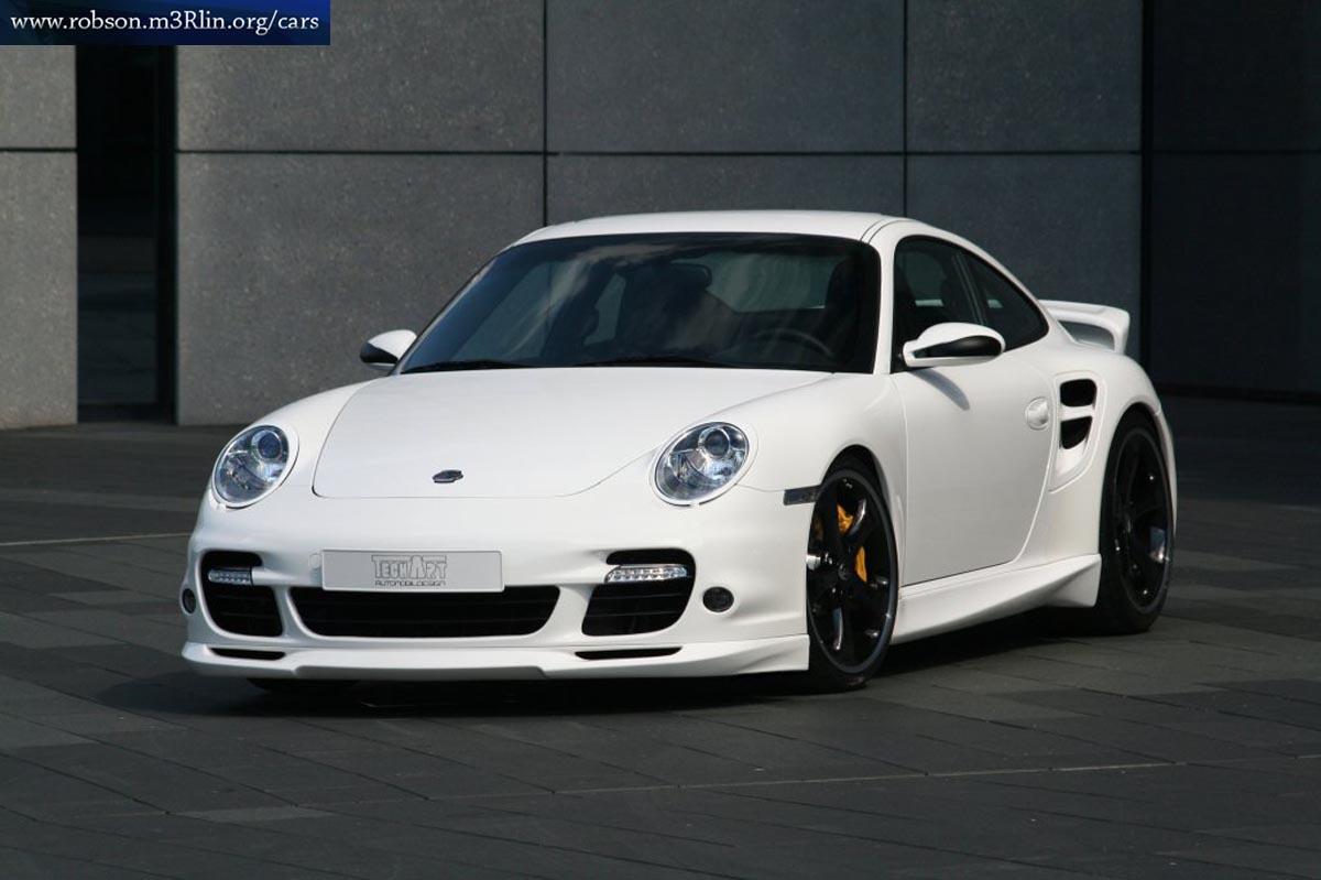 Fast Auto: Porsche 911 Turbo Future Car Desigin