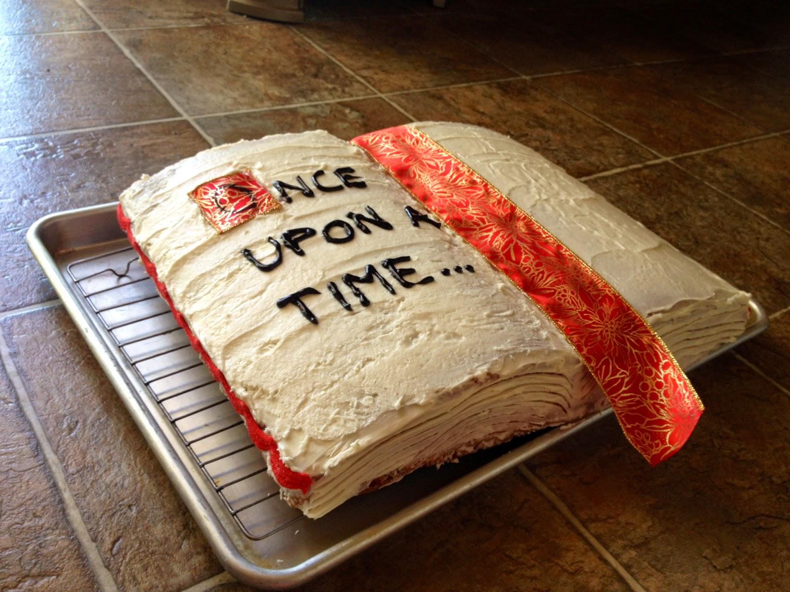 Deanna Time Book Shaped Cake Pan Gonereading Com Giveaway