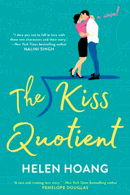 Bibliocrack Review: The Kiss Quotient by Helen Hoang