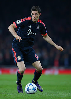 Robert Lewandowski 2015