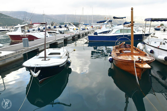 Budva marina