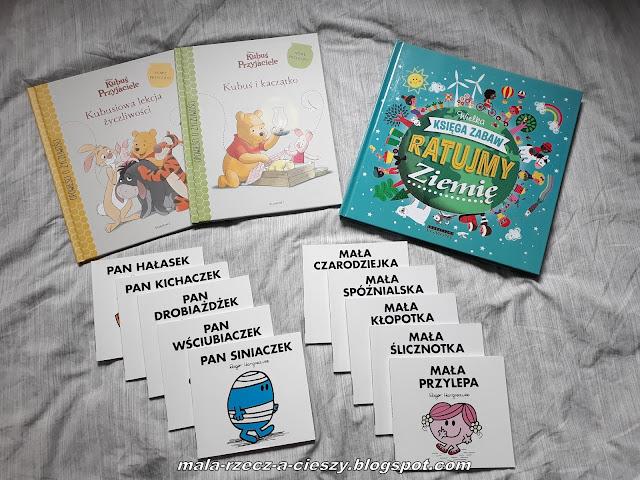 Kolejne nowości książkowe dla dzieci w naszej biblioteczce