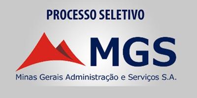 Concurso MGS 2018 - Minas Gerais Administração e Serviços S.A
