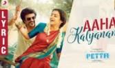 Aaha Kalyanam new song Petta Best Tamil movie Song 2018 week