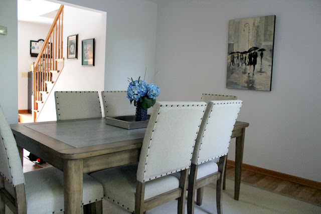 The Big Reveal Dining Room Makeover With Raymour
