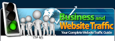 Business And Website Traffic Header