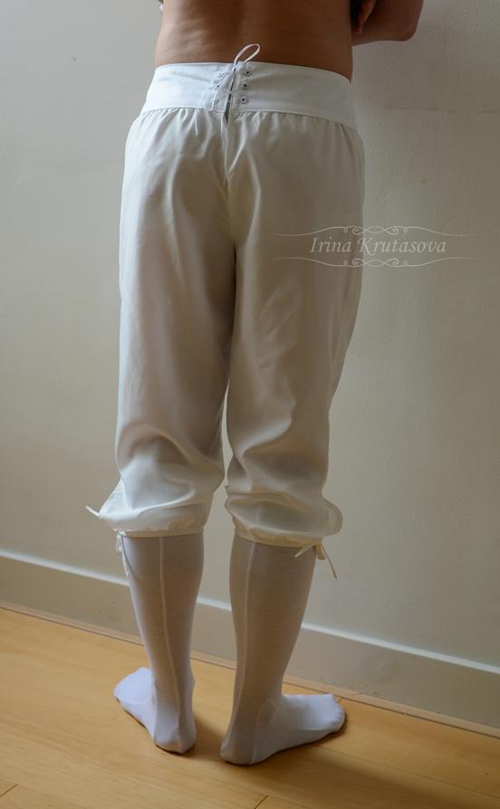 Панталоны мужские век