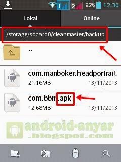 Cara membuat file installer .APK aplikasi dan game Android
