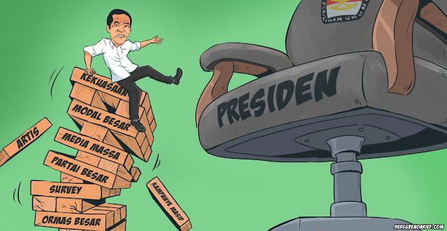 Jokowi Ngapain Saja, Kok Bisa Sampai Kalah?