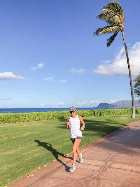 Hawaii running