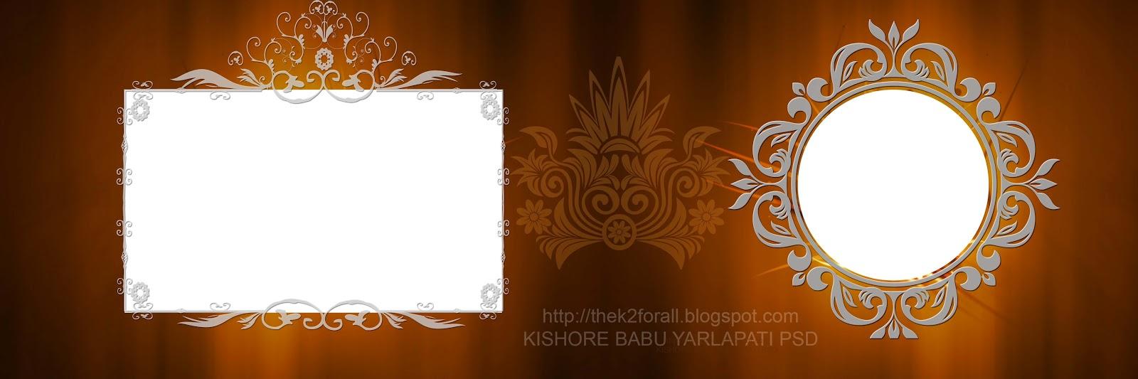 Karizma Photoshop Templates With Gorgeous Frames