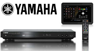 Yamaha BD-A1060 Bluray Player Firmware Review