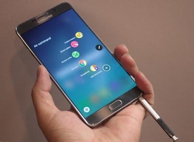 Cua hang ban Samsung Galaxy Note 5