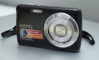 Jual Kamera Digital Bekas Benq AE110
