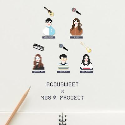 Download [Single] acousweet (어쿠스윗), 406호 프로젝트 - 안아보고 싶어 (MP3) 320K Zip Mp3 Songs