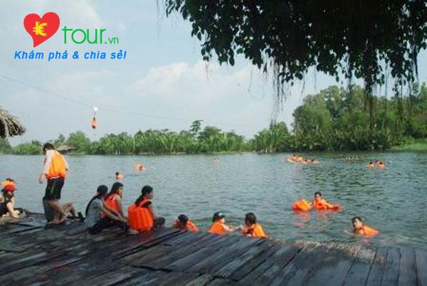 Các điểm du lịch nổi tiếng nhất ở Đồng Nai  - Khu du lịch Bò Cạp Vàng