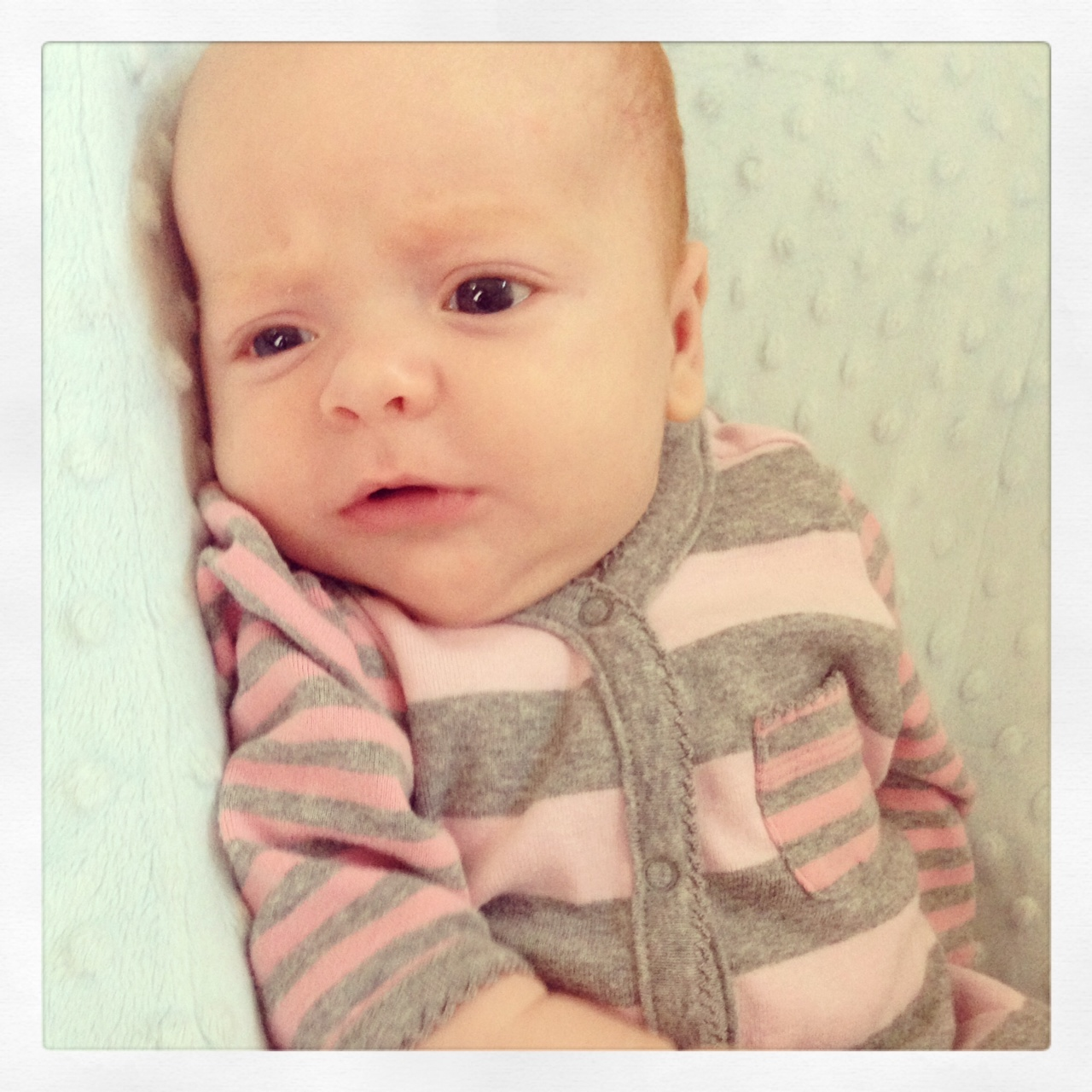 Veronika S Blushing Harper S Nursery Updated: That Was The Expression On My Face Too When I Learned I