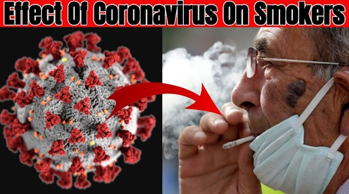 Effect Of Coronavirus On Smokers