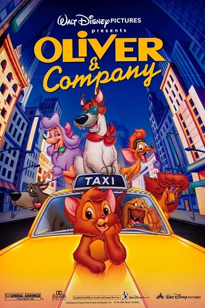 Oliver & Company (1988) 300MB Full Hindi Dual Audio Movie Download 480p Bluray Free Watch Online Full Movie Download Worldfree4u 9xmovies