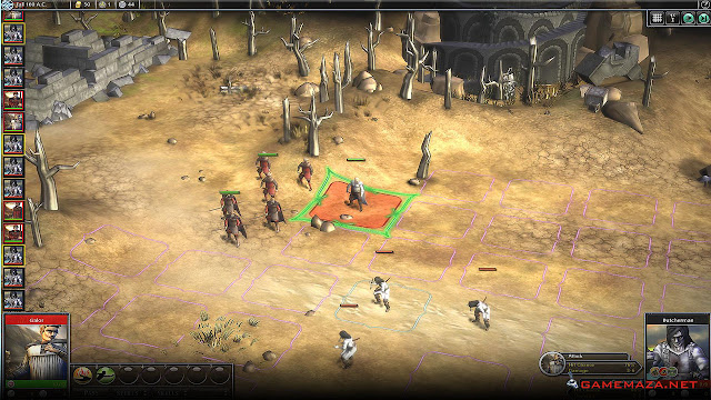 Fallen Enchantress Legendary Heroes Gameplay Screenshot 3