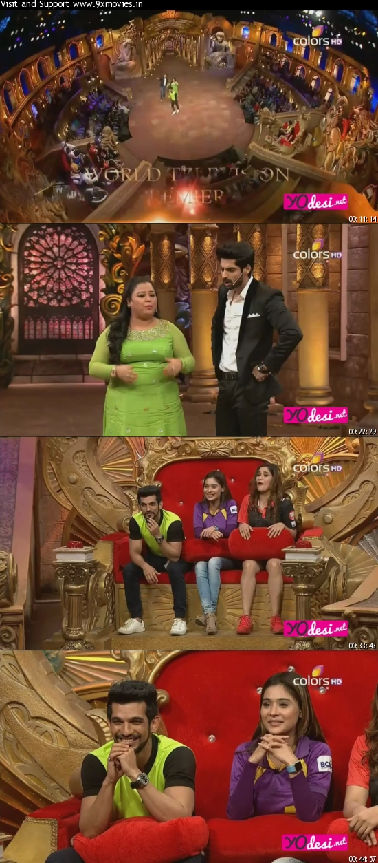 Comedy Nights Bachao 02 April 2016 HDTV 480p