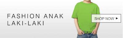 FASHION ANAK LAKI - LAKI