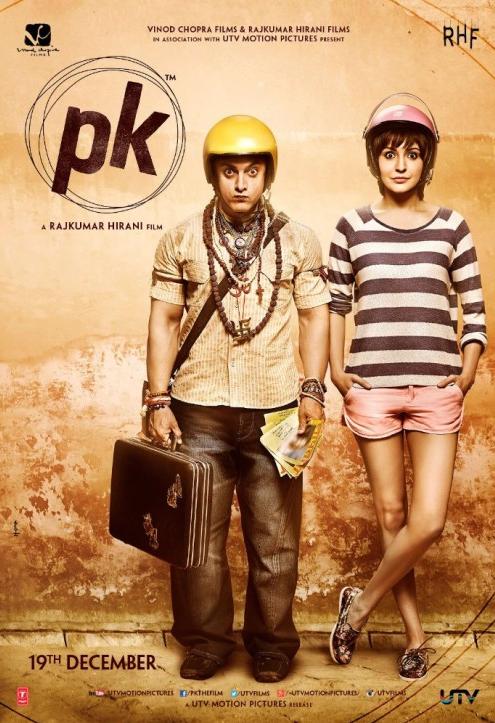 PK (2014) Hindi 480p HEVC BluRay x265 340MB