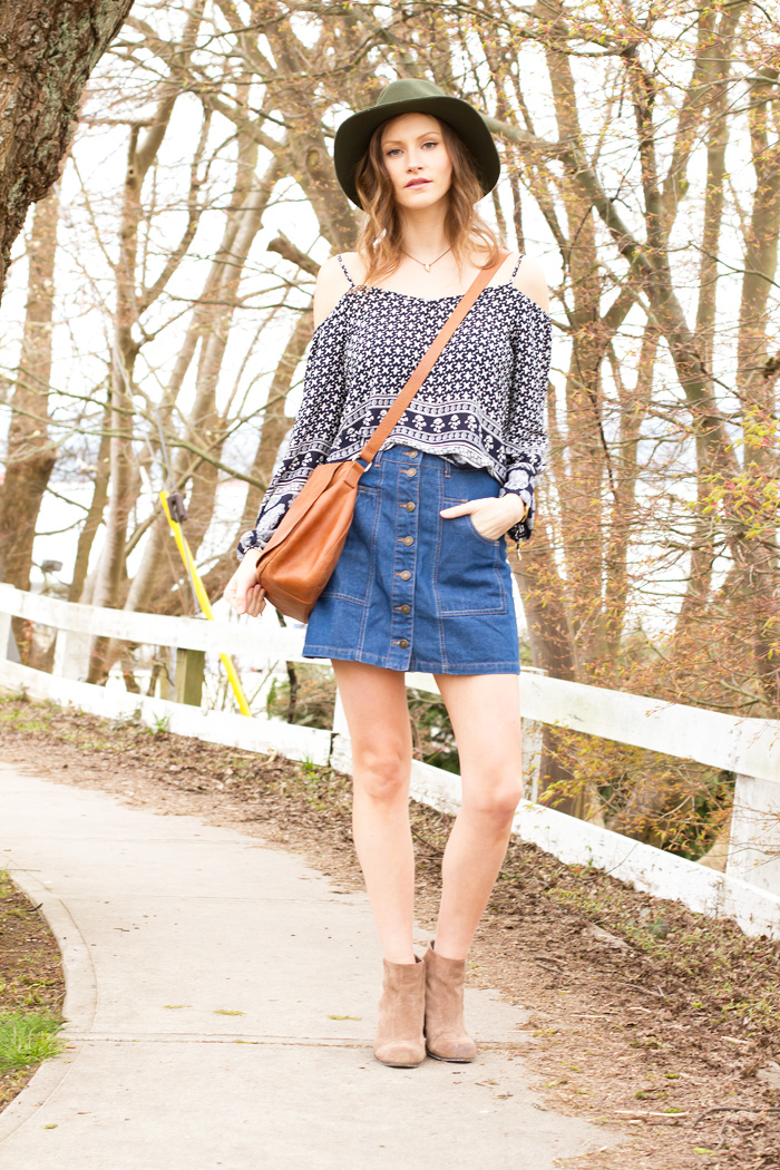 Vancouver Fashion Blogger, Alison Hutchinson