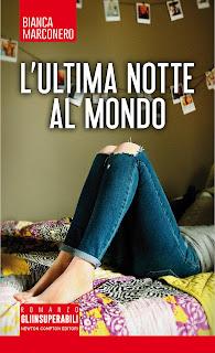Cover L'ultima notte al mondo di Bianca Marconero