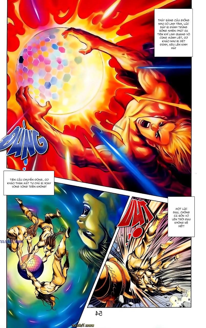 Cơ Phát Khai Chu Bản chapter 114 trang 5