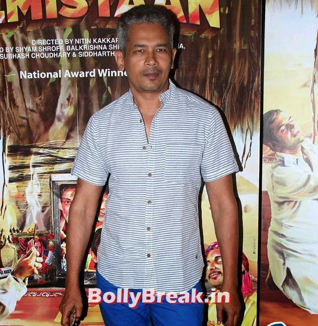 Atul Kulkarni, Aditi Rao, Shilpa, Tisca at Filmistaan Movie Special Screening at Lightbox