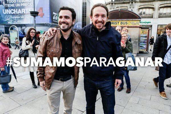 Polémica: 'El País' relaciona el acuerdo de Podemos e IU-UP con Corea del Norte