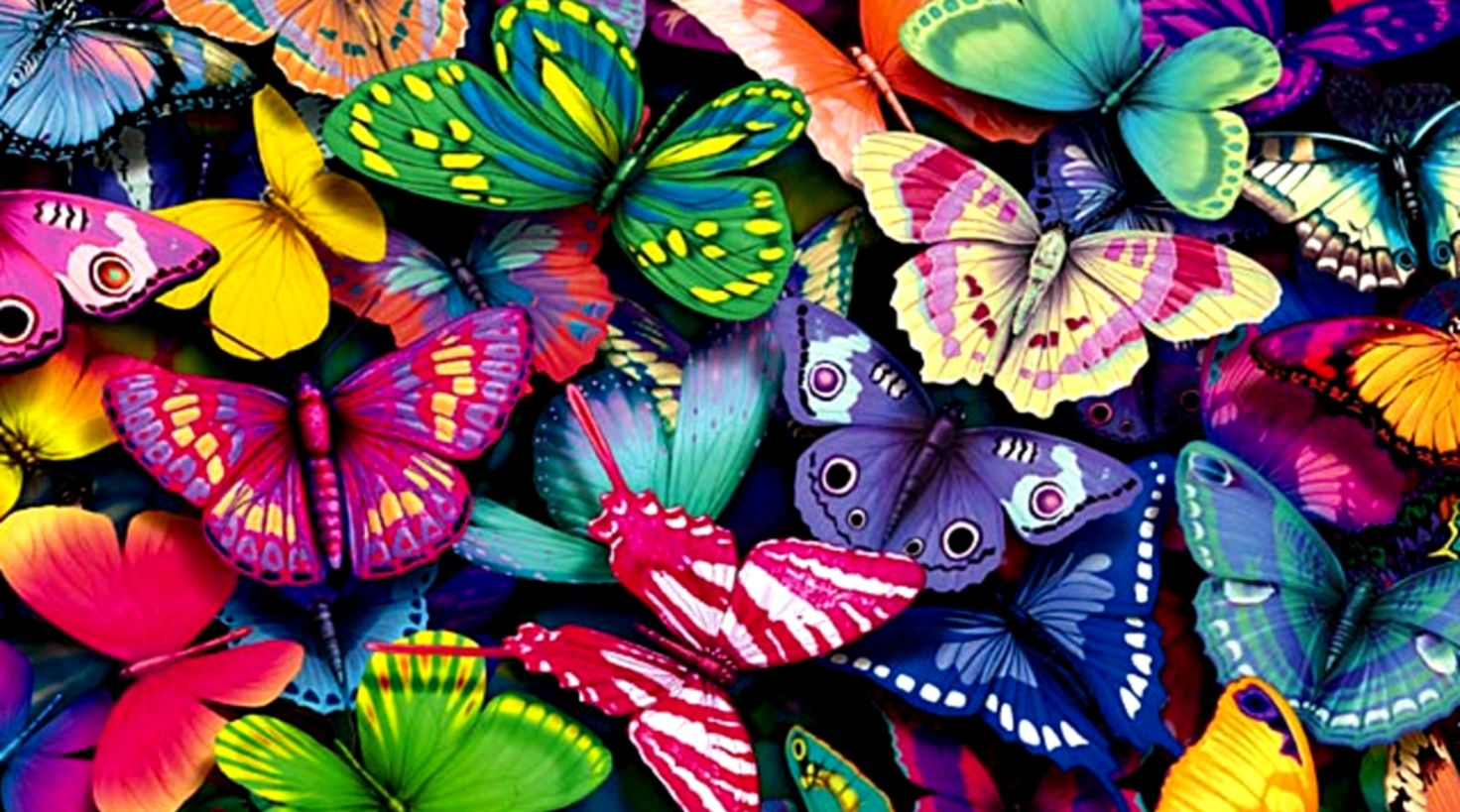 Butterflies Wallpaper Hd Opera Wallpapers