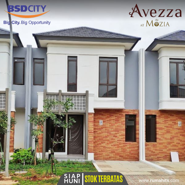 Avezza Mozia BSD City