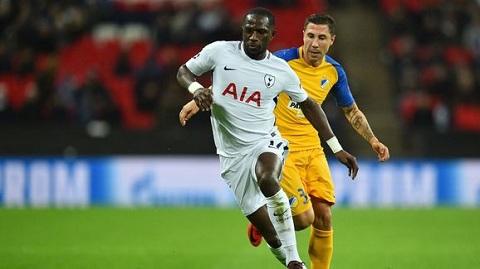 Moussa Sissoko là cái tên ám ảnh với đối phương