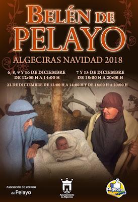 Algeciras - Belén Viviente de Pelayo 2018