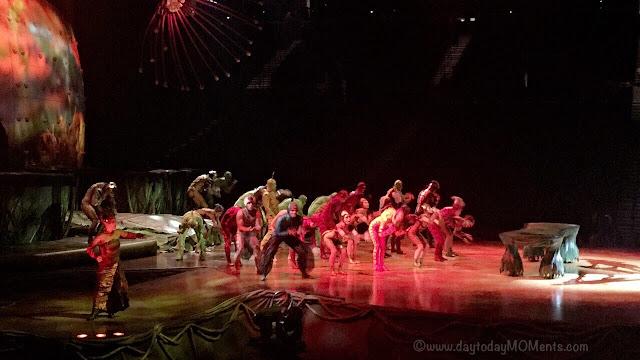"""""""OVO"""" Cirque Du Soleil Live review"""