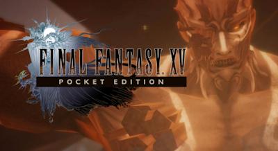 Final Fantasy XV Pocket Edition Mod Apk (Full Unlocked)