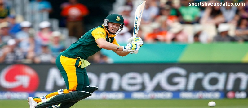 Miller Made The Fastest Century Of Twenty20