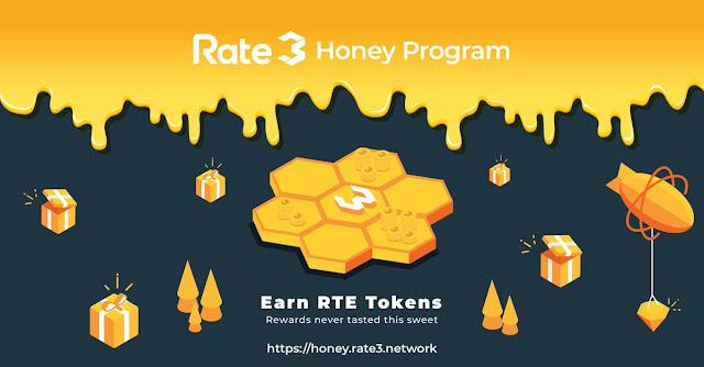 Nhận RTE Token miễn phí