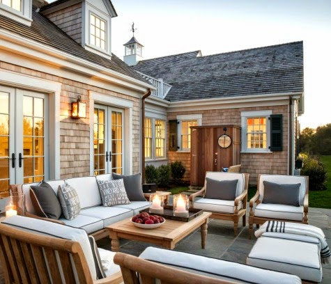 HGTV dream home patio