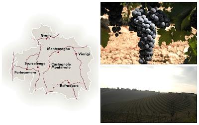 ruchè denominazione vitigno