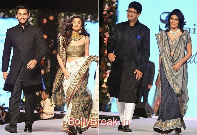 Armaan Jain, Prasoon Joshi, Aparna, Sonakshi, Aamir, Diandra's CPAA Fashion Show Photo gallery 2015