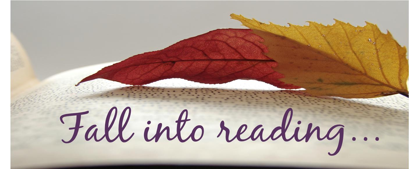 Fall Into Reading Challenge 2019