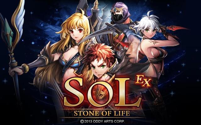 S.O.L : Stone of Life EX Mod Apk