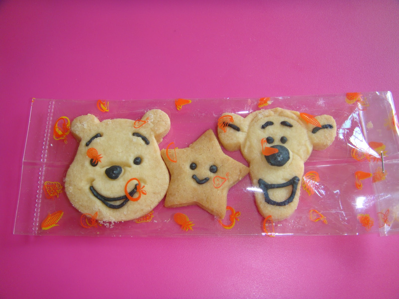 Yummy Baking Pooh Bear Amp Tigger Cookie
