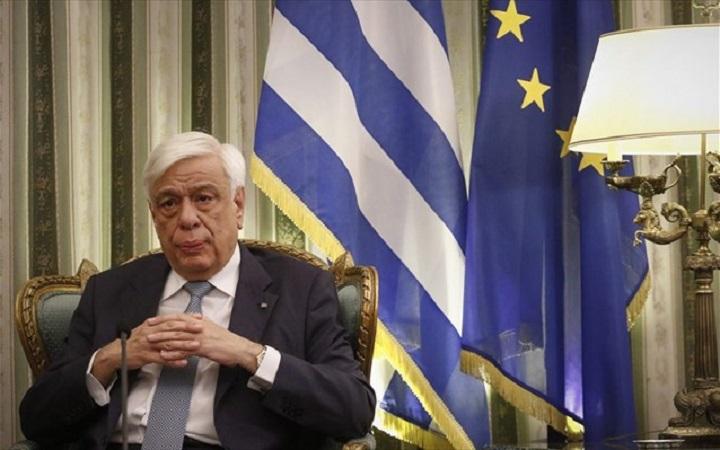 Π. Παυλόπουλος: Χρέος μας η υπεράσπιση της δημοκρατίας