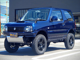 "JIMNY  ""COMPLETE CAR""  【T-PACKAGE】 ¥1,787,000~(消費税込み)"